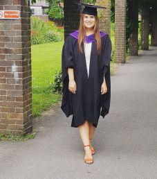2016 - I graduated!