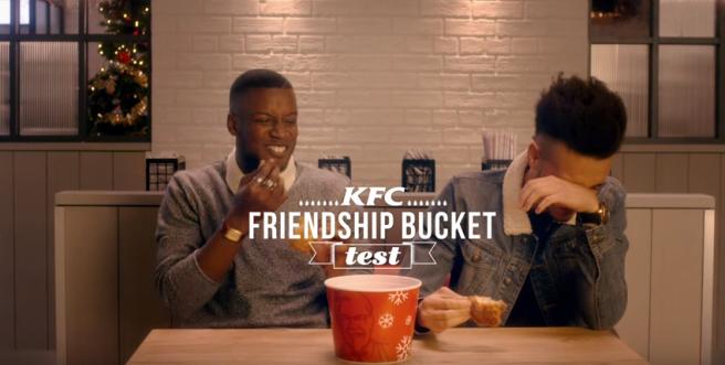 Kfc Bucket Funny: A Very PR Christmas #2: My Top 3 Christmas Campaigns 2015